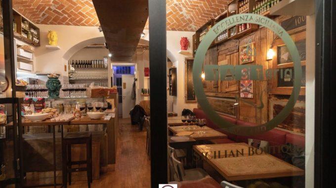 Tasteria Milano Alcamo Trame Siciliane Tagliere Rivenditore Brera Teste Di Moro Carretto Paladini Legno Cucina Food Gourmet